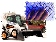 Rockford Area Snow Removal and Snow Plowing and Salting Services, Property Maintenance